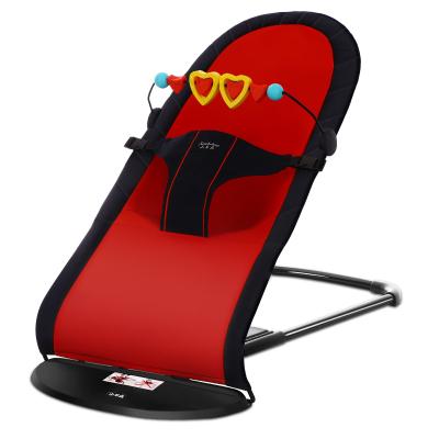 婴儿摇椅摇篮床儿童躺椅安抚椅智扣新生儿小孩摇摇椅宝宝哄睡哄娃器