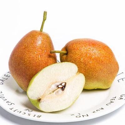 【渭圆盛】源自库尔勒香梨正宗红香酥梨新鲜孕妇水果8斤现摘脆甜