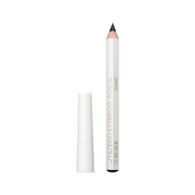 【细致眉妆】资生堂Shiseido六角眉笔防水眉墨铅笔01号黑色 1.2g