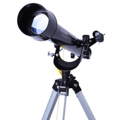 CELESTRON星特朗專業天文望遠鏡折射式經緯儀式60az天地兩用高倍高清微光夜視學生入門