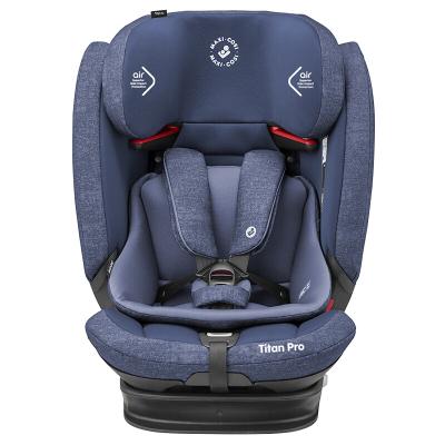 maxicosi汽車兒童安全座椅睿智小巨人9個月-12歲AirProtect專利Titan Pro(游牧藍)