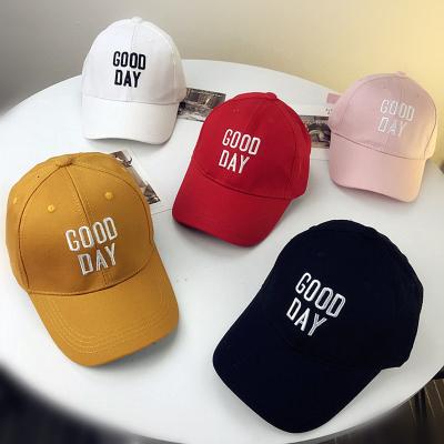 2019夏季親子大人兒童帽子男童棒球帽春秋夏季4遮陽薄款1-3歲寶寶鴨舌帽0女童