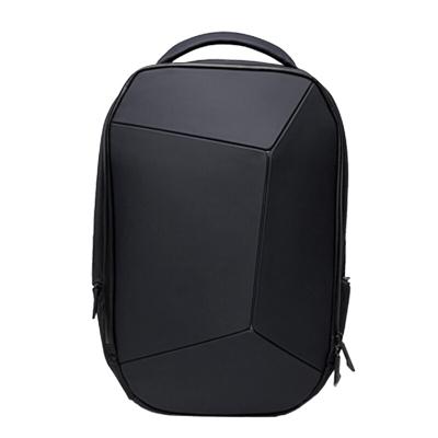 小米(MI) 極客雙肩包 四級防潑水人體工學超大空間多倉位游戲背包黑色