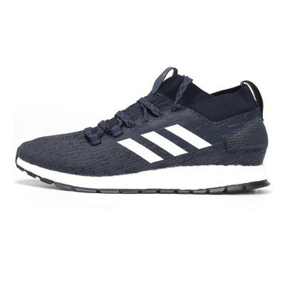 阿迪達斯(adidas)中性PureBOOST RBL緩震耐磨跑步鞋 G26432