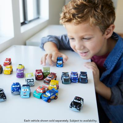 赛车总动员3系列迷你小车(盲包)(3C名:赛车总动员迷你小车)FBG74