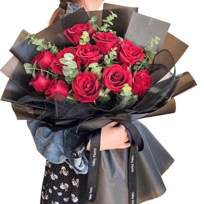 愛花居鮮花速遞同城送花全國配送11朵紅玫瑰花束 鮮花速遞同城花店送花 全國北京上海廣州深圳成都重慶南京合肥蘇州杭州