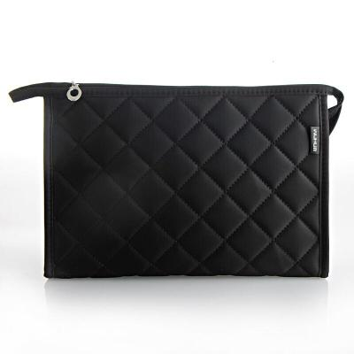 化妝包便攜簡約旅行收納包大容量手拿洗漱包整理袋