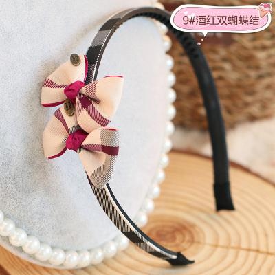 糖果公主韩国小清新布艺卡通发箍宽边发卡洗脸发带甜美盘头发饰品