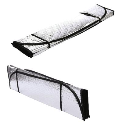 友用行汽車用太陽前擋車載加厚鋁箔遮陽板夏季防曬避光隔熱墊遮陽擋