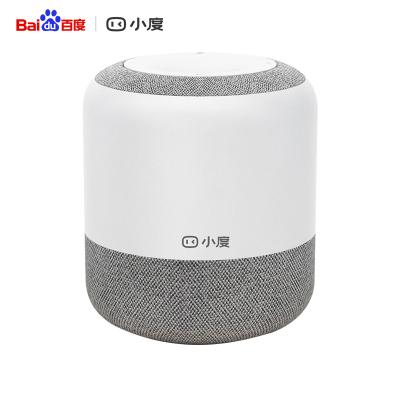 【向往的生活官方合作伙伴】 小度人工智能音箱 小度AI音箱 WiFi/藍牙音箱 海量資源 MP3音頻跨級音質表現