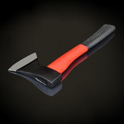 斧頭劈柴木工斧家用小斧頭園林斧剁骨頭工具戶外開山野營刀具斧子 800克紅把斧頭