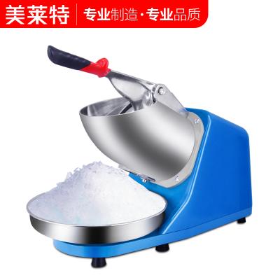 美莱特 BY-188 商用大功率刨冰机 碎冰机 沙冰机 电动冰沙机 双刀