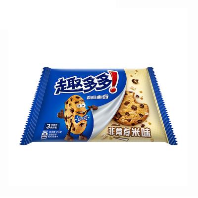 趣多多 香脆曲奇饼干 非常有米味255g