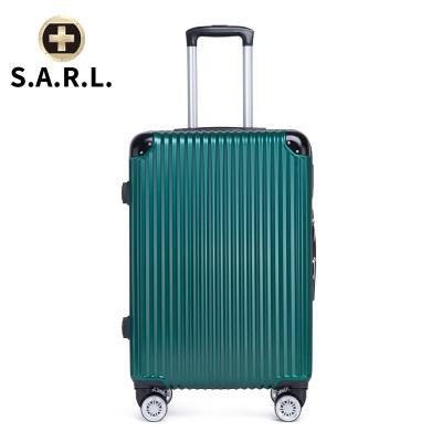 S.A.R.L брэндийн чемодан 78001 ногоон 28 инч