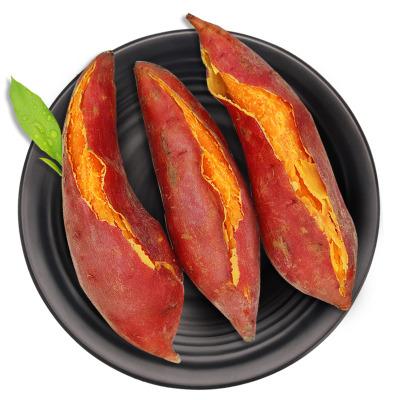 米又 福建六鰲紅心小番薯 地瓜 2.5斤小果(偶件數發)