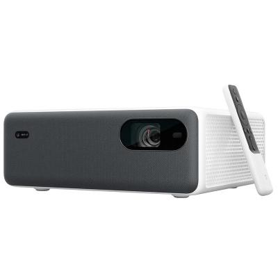 米家(MIJIA)小米激光投影機 投影儀家用(1080P全高清 激光高亮 內置小愛同學 150英寸巨幕 )