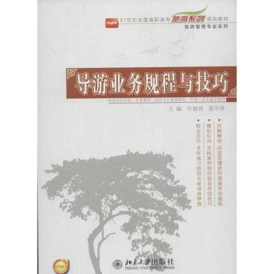 導游業務規程與技巧葉婭麗9787301206522北京大學出版社