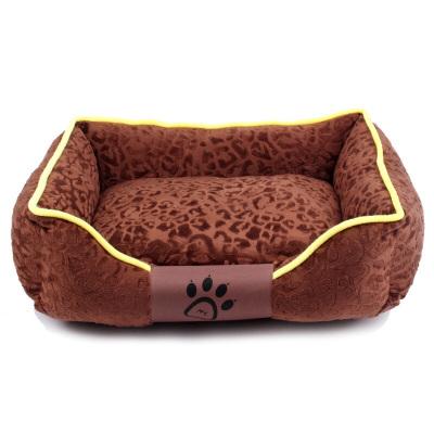 憨憨宠 四季通用狗窝猫窝可拆洗保暖狗床猫垫子宠物用品沙发床垫