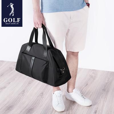 高爾夫GOLF多功能旅行包休閑男士旅游出差旅行袋防潑水大容量手提布包輕便時尚