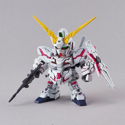 萬代(BANDAI) SD GUNDAM EX-STANDARD 獨角獸高達(毀滅模式)-600 手辦/模型