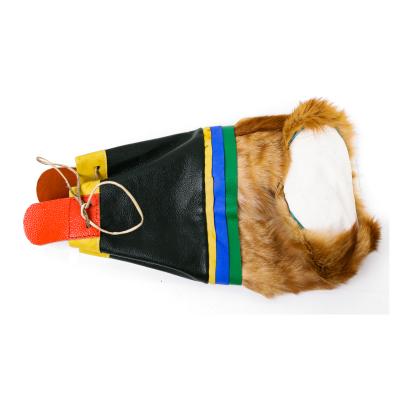 西藏传统布艺手工艺番德林腾库绿色名族风格