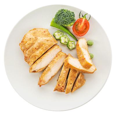 【苏宁生鲜】凤祥食品(Fovo Foods)优形电烤鸡胸肉袋装(吮指烧烤味)100g 国产速冻禽肉