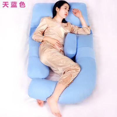 多功能孕妇枕头护腰侧睡枕u型孕期托腹抱枕g侧卧睡枕腰枕睡觉神器