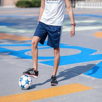 阿迪达斯adidas跆拳道男子夏运动裤休闲短裤跑步训练五分裤PN10030MA-5-BUW