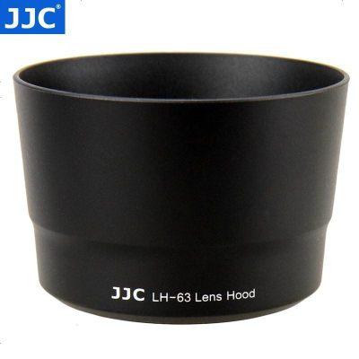 定制 JJC 適用佳能ET-63遮光罩 佳能55-250 STM遮光罩750D相機 55-250mm STM鏡頭