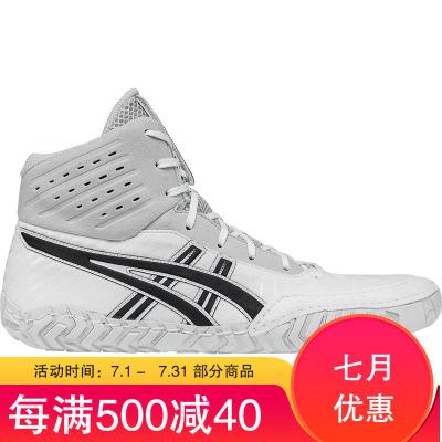 ASICS Aggressor 4亞瑟士男子運動摔跤鞋 深蹲舉重鞋搏擊訓練鞋