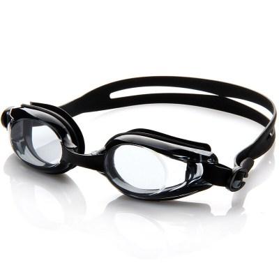 成人男女游泳眼镜 带度数泳镜 泳帽泳裤套装高清防水防雾