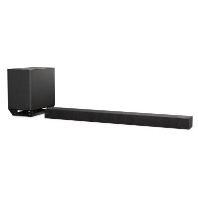 索尼SONY 回音壁音响 HT-ST5000 7.1声道 家用AV音箱 黑色