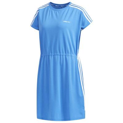 【迪麗熱巴同款】阿迪達斯 ADIDAS NEO 女子時尚舒適連衣裙DW7787 D