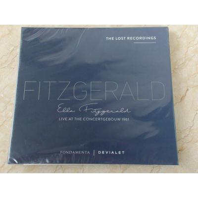 1704027 Ella Fitzgerald: Live at the Concertgebouw, 1961