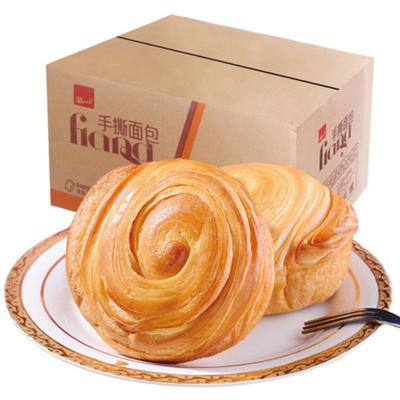泓一 手撕面包整箱2kg箱裝早餐面包蛋糕點心網紅零食小吃休閑食品