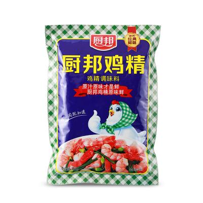 厨邦鸡精 提鲜增香厨师常用 厨房火锅煲汤高汤 凉拌炒菜调味料袋装450g