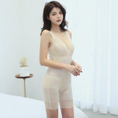 美人歸計塑身G內衣正品 瘦身衣塑型開檔收腹束腰提臀產后女