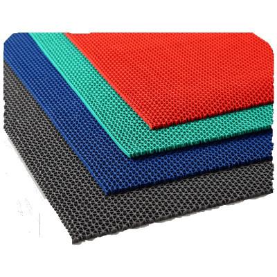 權夫人浴室衛生間廚房整卷大面積防滑墊/塑料墊鏤空網格墊PVC地墊紅地毯