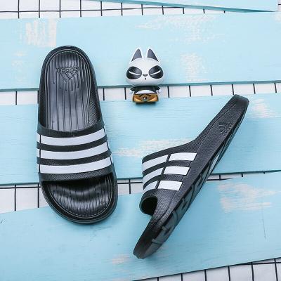 阿迪達斯(adidas)男女情侶款透氣款沙灘運動休閑拖鞋G15890/U43664