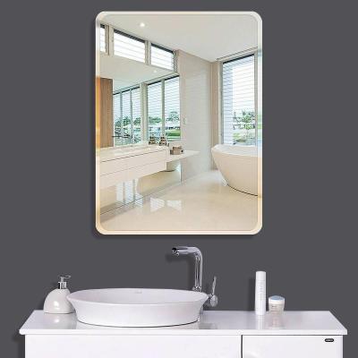 卫生间镜子立体镜子洗手间镜子化妆镜子梳子镜子镜子贴梳妆台镜子