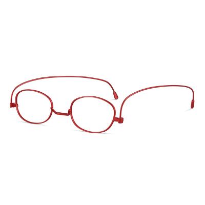 普萊斯(Pulais)老花鏡 防藍光老花鏡防藍光輻射抗疲勞高清護目鏡男老人便攜式時尚老光眼鏡女0062