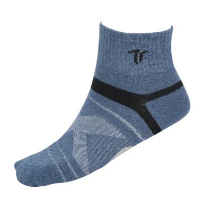 探拓(TECTOP)戶外運動襪吸汗防臭速干襪子