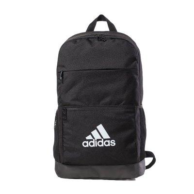 【自营】adidas阿迪达斯男子女子双肩包书包背包休闲配件DM2909 DM2909黑