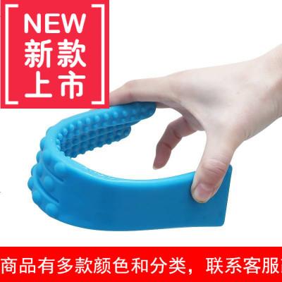 硅胶拍痧板经络拍家用全身敲打棒健身养生拍按摩锤多功能拍打