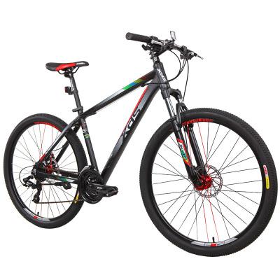 喜德盛山地自行車線剎版旭日300APRO/27.5大輪徑單車鋁合金24速線控碟剎變速車