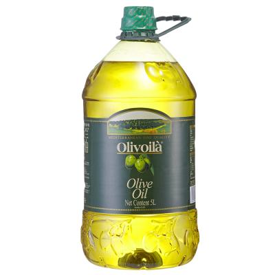 欧丽薇兰 纯正橄榄油 5L 清淡食用油
