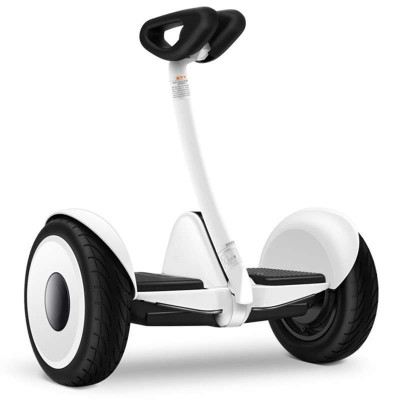 小米(MI)平衡車 Ninebot 九號平衡車 智能電動體感車(白)