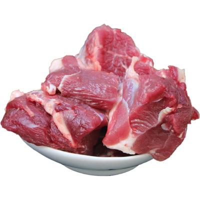 博多客 新鮮牛肉塊 黃牛肉 火鍋燒烤食材 農家放養土黃牛分割肉 碎牛肉1.5kg