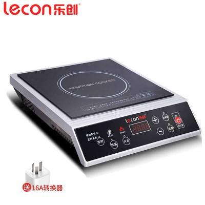 lecon/乐创珍轩 商用电磁炉 3500W电磁炉灶 大功率 电磁炉商用 电磁炉家用