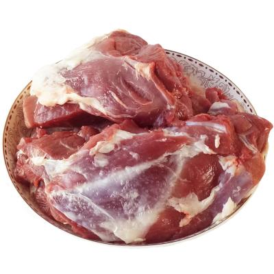 塞上灘 羊腿肉新鮮去骨冷凍寧夏鹽池灘羊羊后腿純肉2斤羊腿包肉燒烤食材